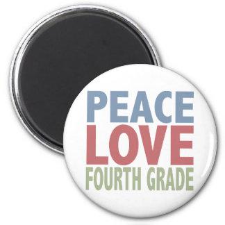 FriedensLiebe-vierter Grad Magnets