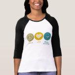 FriedensLiebe-zahnmedizinische Unterstützung Hemd