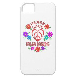 FriedensLiebesalsa-Tanzen Etui Fürs iPhone 5