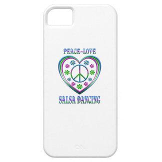 FriedensLiebesalsa-Tanzen iPhone 5 Schutzhülle