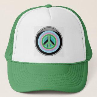Friedensliebhaber Truckerkappe