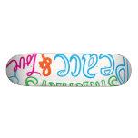 Friedenslovw skatebord skateboarddecks