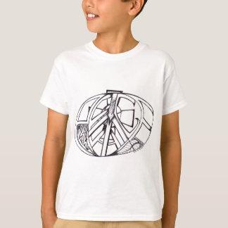 Friedensoval T-Shirt