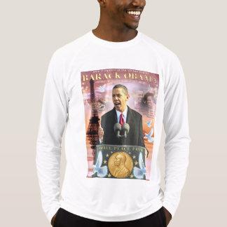 Friedenspreis-Laureat-T - Shirt Obama Nobel