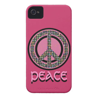 FRIEDENSSEQUINED ROSA iPhone 4 Case-Mate-Fall iPhone 4 Cover