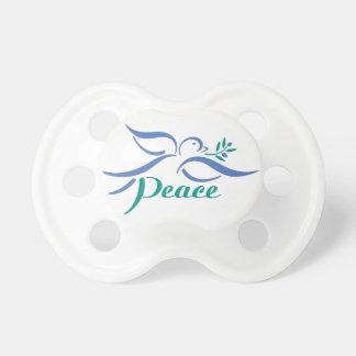 Friedenstaube Schnuller