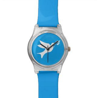 Friedenstaube Uhr