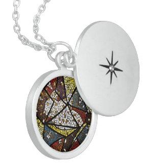 Friedenstauben-Symbol des Heiliger Geist religiös Sterling Silberkette