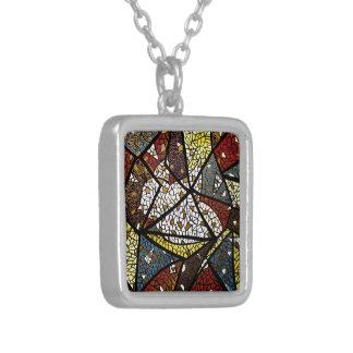 Friedenstauben-Symbol des Heiliger Geist religiös Versilberte Kette