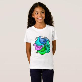 Friedenstauben u. olivgrüne Niederlassungen, der T T-Shirt