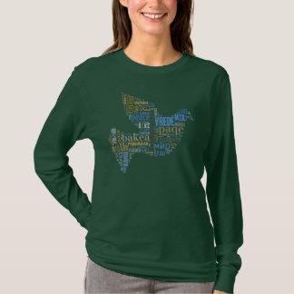 Friedenstauben-universelles Shirt