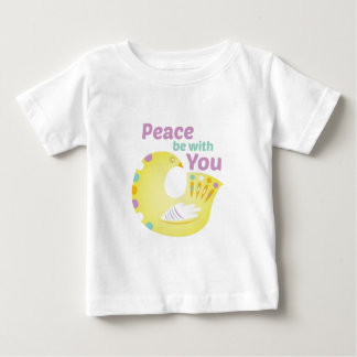 Friedensvogel Baby T-shirt