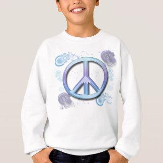 Friedenszeichen Sweatshirt