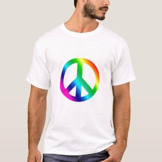 Friedenszeichen-T - Shirt