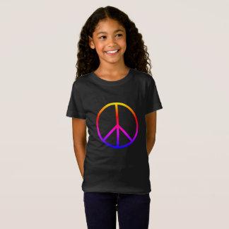 Friedenszeichen - T-Shirt