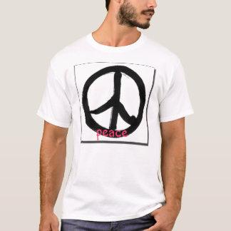 Friedenzeichen, Frieden T-Shirt