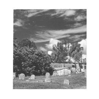 Friedhof-BermudaBW Notizblock