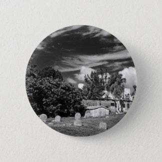 Friedhof-BermudaBW Runder Button 5,1 Cm