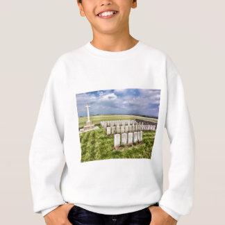 Friedhof in Frankreich Sweatshirt