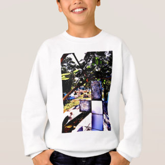 Friedhof in St. Maarten Sweatshirt
