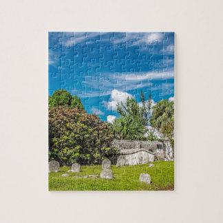 Friedhof St. Georges Puzzle