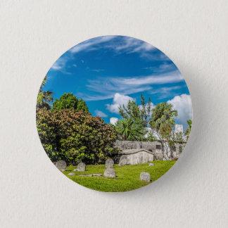 Friedhof St. Georges Runder Button 5,7 Cm