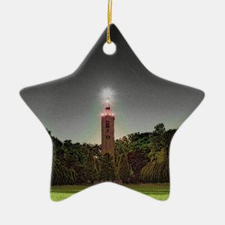 Friedhofs-Turm Keramik Ornament