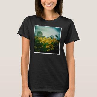 Friedhofs-u. Blumen-T - Shirt-Entwurf T-Shirt