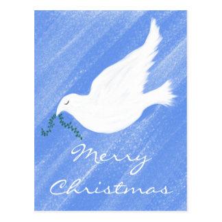 Friedliche Taube Postkarten