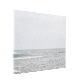 Friedlicher Ozean Leinwanddruck