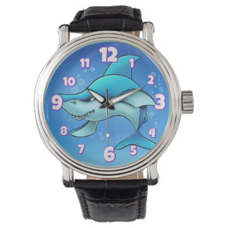 FriendFish Uhr