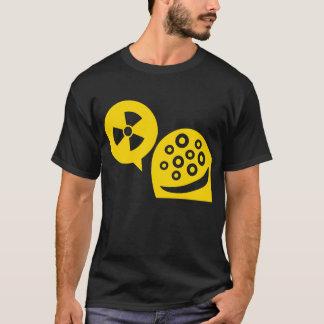 Friendly Mutant ,(Yellow) T-Shirt