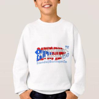 Friends@Borinquen-Puertorikanerflagge Sweatshirt