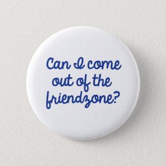 Friendzone Runder Button 5,7 Cm