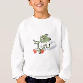 Frilled Eidechse Sweatshirt