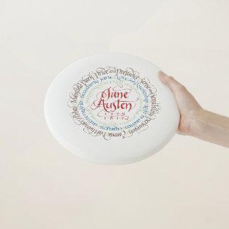 Frisbee - Jane Austen-Zeitraum-Drama-Anpassungen