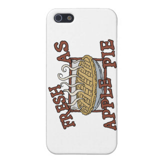 Frisch als Torte iPhone 5 Cover