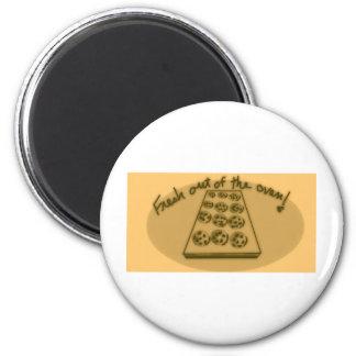 Frisch-gebackene Plätzchen! Magnets
