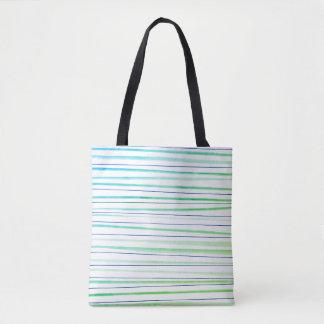 Frische Altstreifen Designer-Luxus Tasche