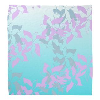 Frische Blumen Kopftuch