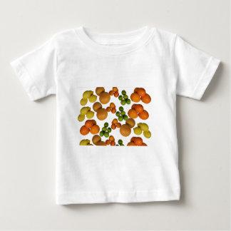 frische Früchte Baby T-shirt