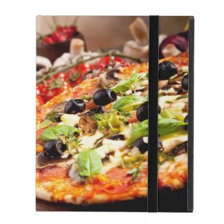 Frische italienische Pizza iPad Etuis