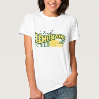 Frische Limonade-Zeichen-T-Shirts Shirts