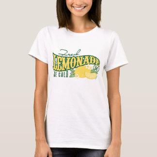 Frische Limonade-Zeichen-T-Shirts T-Shirt