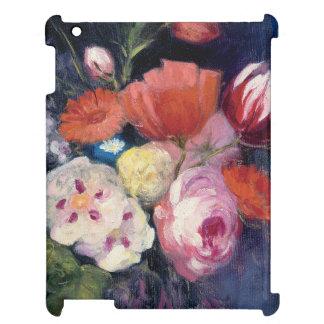 Frische Schnitt-Frühlings-Blume iPad Hülle