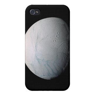 Frische Tiger-Streifen auf Enceladus iPhone 4 Etui
