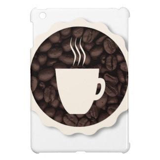 Frischer Kaffee iPad Mini Hülle