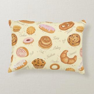 Frisches Bäckerei-Kissen Zierkissen