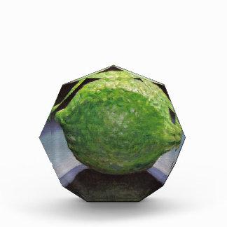 Frisches Limones Acryl Auszeichnung