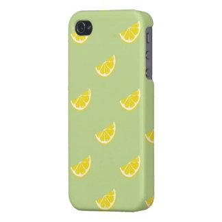 frisches Zitronenmuster iphone 4 Schutzhülle Fürs iPhone 4